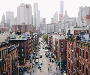 city, travel, and landscape image