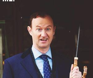 sherlock, mycroft, and funny image