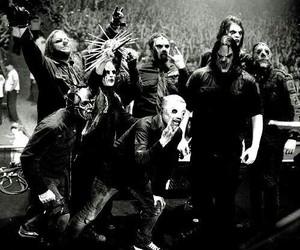 slipknot, band, and metal image