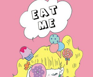 eat, food, and mylife image