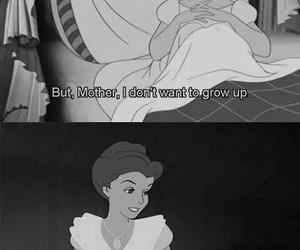 wendy, peter pan, and disney image