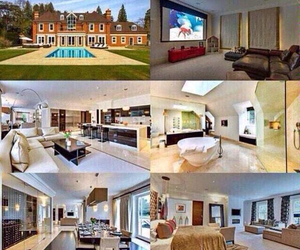 liam payne, house, and one direction image