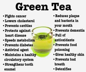 health, motivation, and tea image