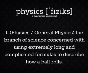 definition, exams, and physics image
