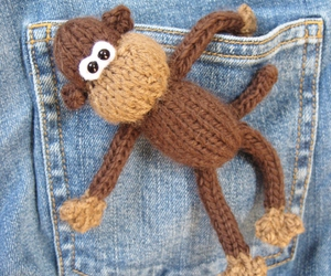 crafts, handmade, and knitted image