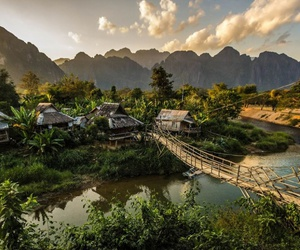 beautiful and Laos image