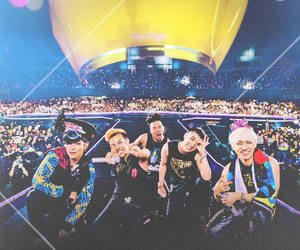 big bang, bigbang, and kpop image