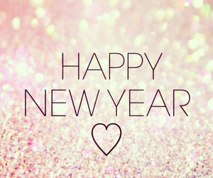 happy new year, 2015, and bonne année image