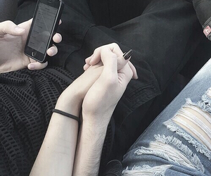couple, hands, and hope image