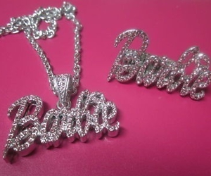 barbie, jewelry, and necklace image
