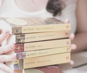 book, jane austen, and austen image