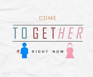 together, come, and couple image