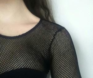 collarbone, indie, and pale image