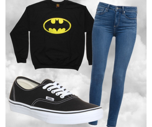 batman, clothes, and cool image