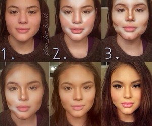 omfg and don't trust makeup image