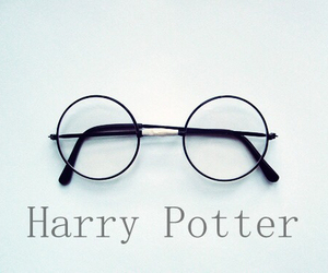 glass, harry potter, and love image