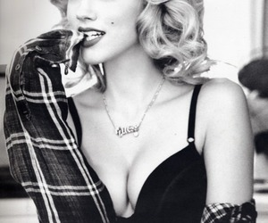 amber heard, sexy, and black and white image