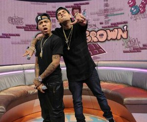 breezy, chris brown, and bow wow image