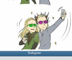 Legolas, funny, and LOTR image