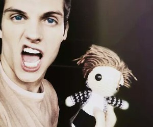 daniel sharman, teen wolf, and isaac lahey image