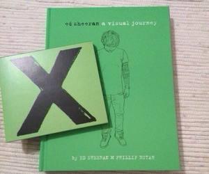 books and ed sheeran image