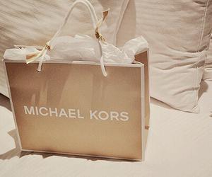 Michael Kors, bag, and shopping image