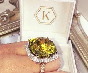 diamonds, gold, and fashion image