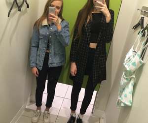 american apparel, beautiful, and best friend image
