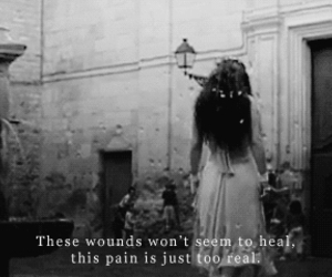 pain, evanescence, and my immortal image
