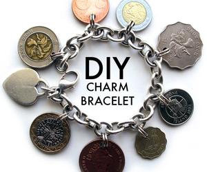 diy, coin, and bracelet image
