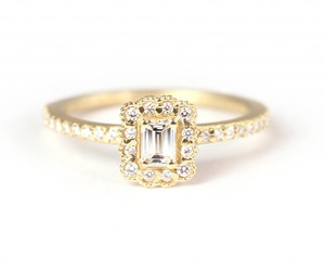 beautiful, bride, and ring image