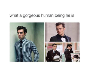 chuck bass, gossip girl, and Hot image