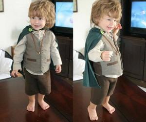 cute, hobbit, and bilbo image