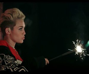 beautiful, forever, and miley cyrus image