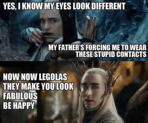 fabulous, Legolas, and thranduil image