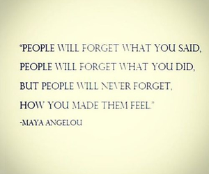 quote, feelings, and forget image