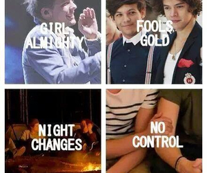 larry stylinson, larry, and four image