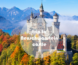 castle, fairytale, and germany image