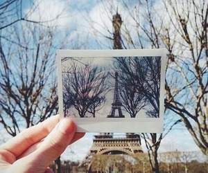 paris, france, and photo image