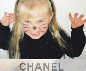 baby, chanel, and channel image