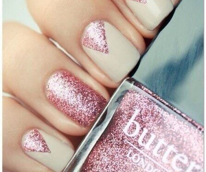 beige, butter, and pink image