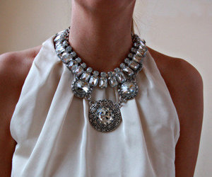 fashion, necklace, and jewelry image
