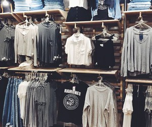clothes, grunge, and black image