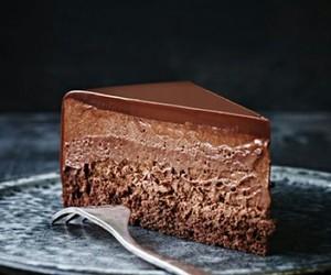 chocolate, food, and nyam image