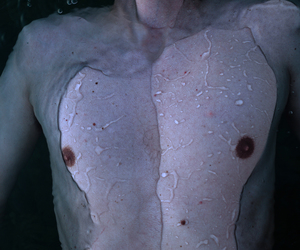 body, boy, and chest image