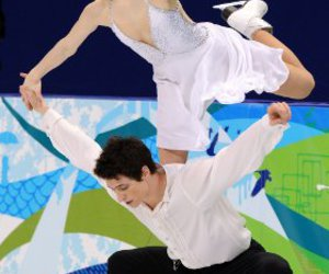 canada, couple, and dance image