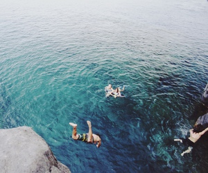 sea and love image
