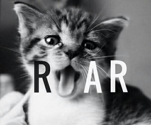 katy perry, roar, and cat tiger image