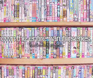 manga, book, and japan image