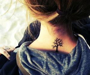 tattoo and tree image